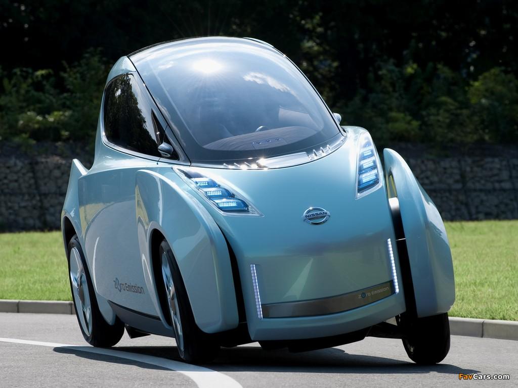Nissan Land Glider Concept 2009 images (1024 x 768)