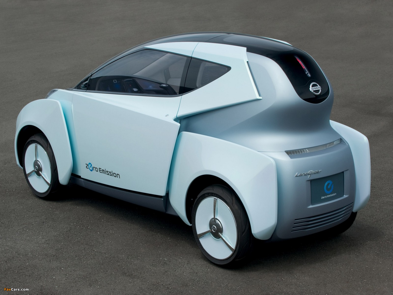 Nissan Land Glider Concept 2009 pictures (1600 x 1200)