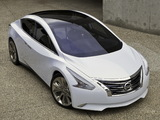 Nissan Ellure Concept 2010 photos