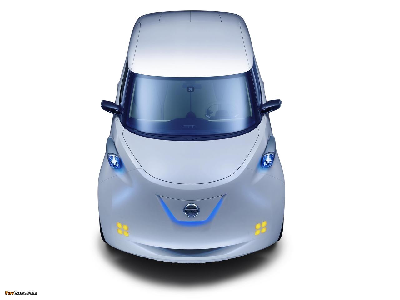 Nissan Townpod Concept 2010 pictures (1280 x 960)