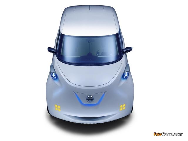 Nissan Townpod Concept 2010 pictures (640 x 480)
