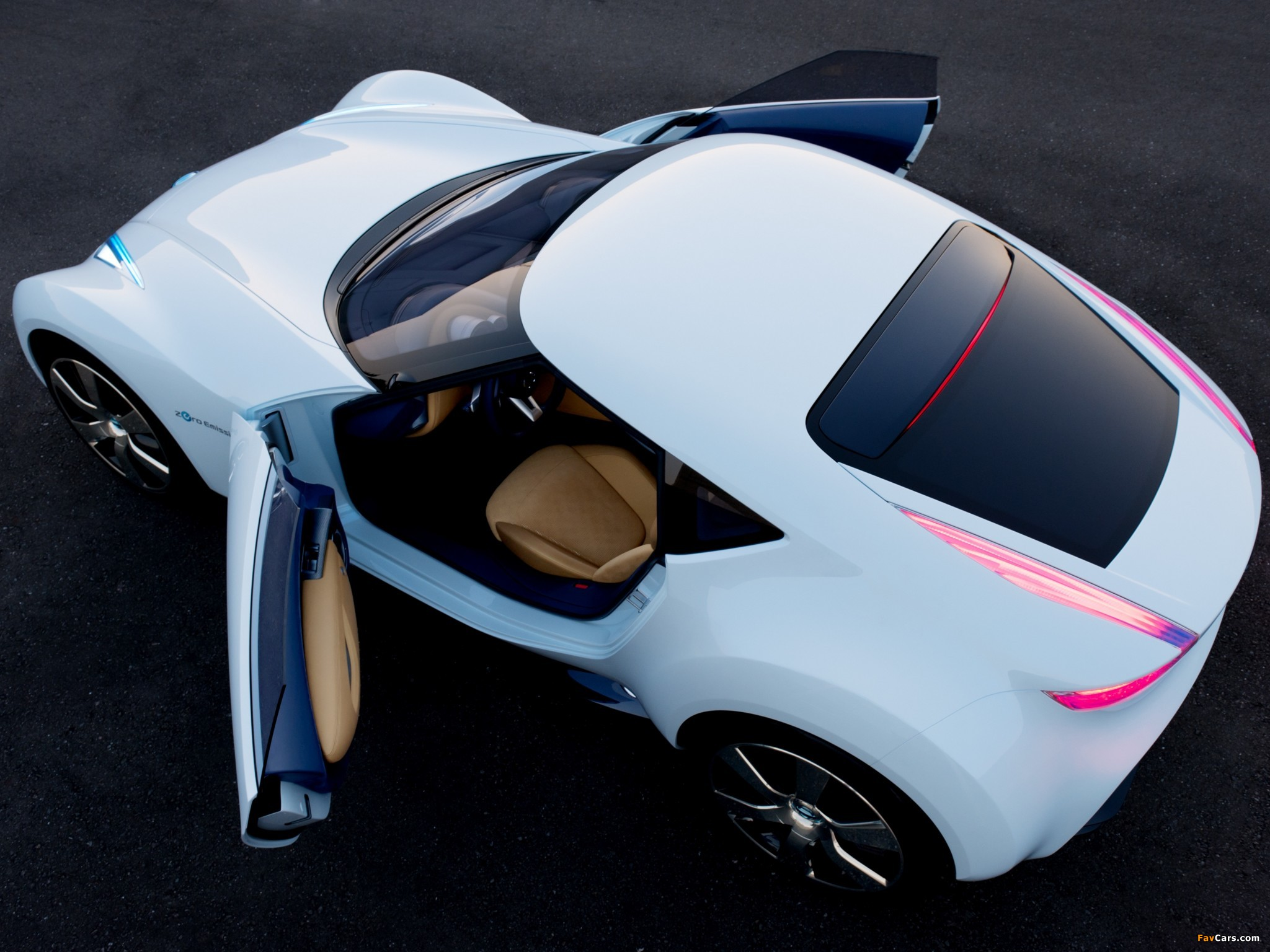 Nissan Esflow Concept 2011 photos (2048 x 1536)