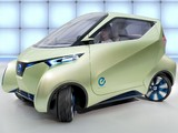 Nissan Pivo 3 Concept 2011 photos