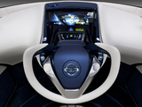 Nissan Pivo 3 Concept 2011 pictures