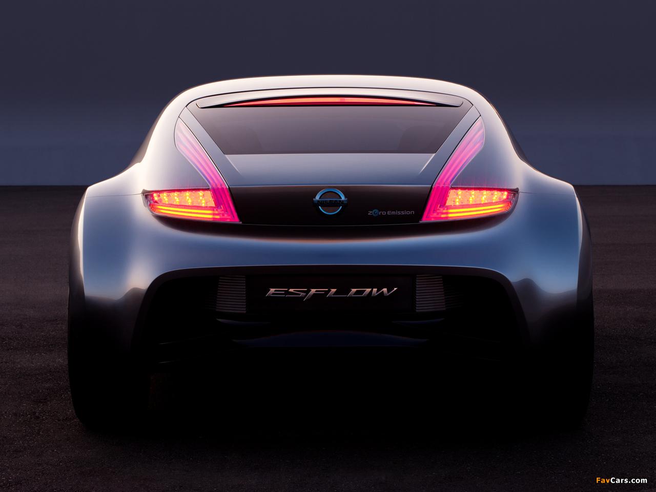 Nissan Esflow Concept 2011 pictures (1280 x 960)