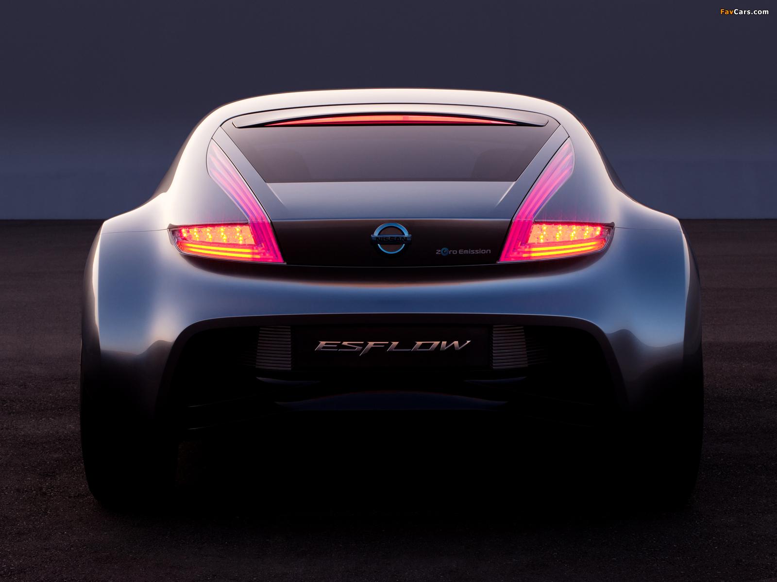 Nissan Esflow Concept 2011 pictures (1600 x 1200)