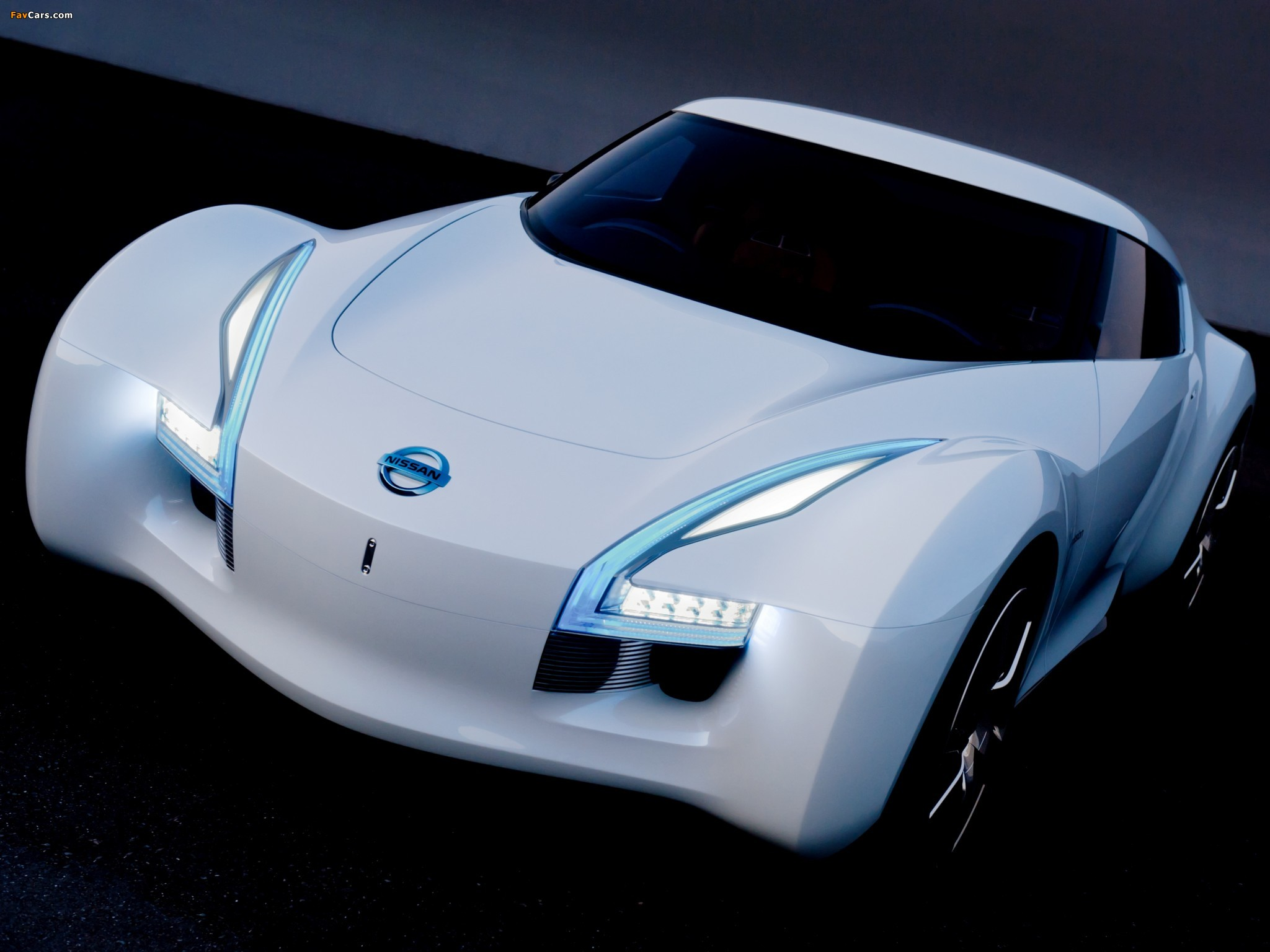 Nissan Esflow Concept 2011 wallpapers (2048 x 1536)