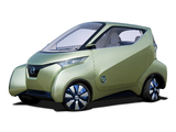 Nissan Pivo 3 Concept 2011 wallpapers