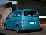 Nissan e-NV200 Concept 2012 images