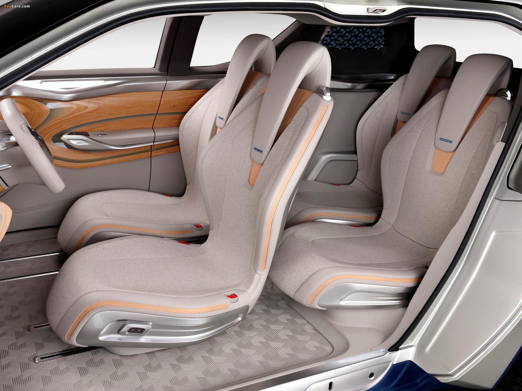 Nissan TeRRA Concept 2012 images (2048 x 1536)