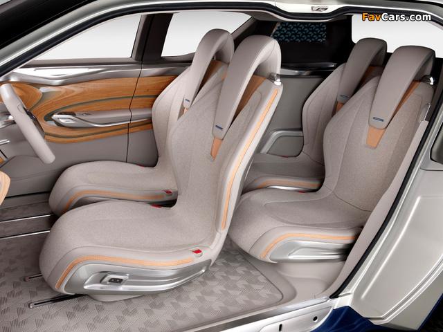 Nissan TeRRA Concept 2012 images (640 x 480)