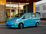 Nissan e-NV200 Concept 2012 photos