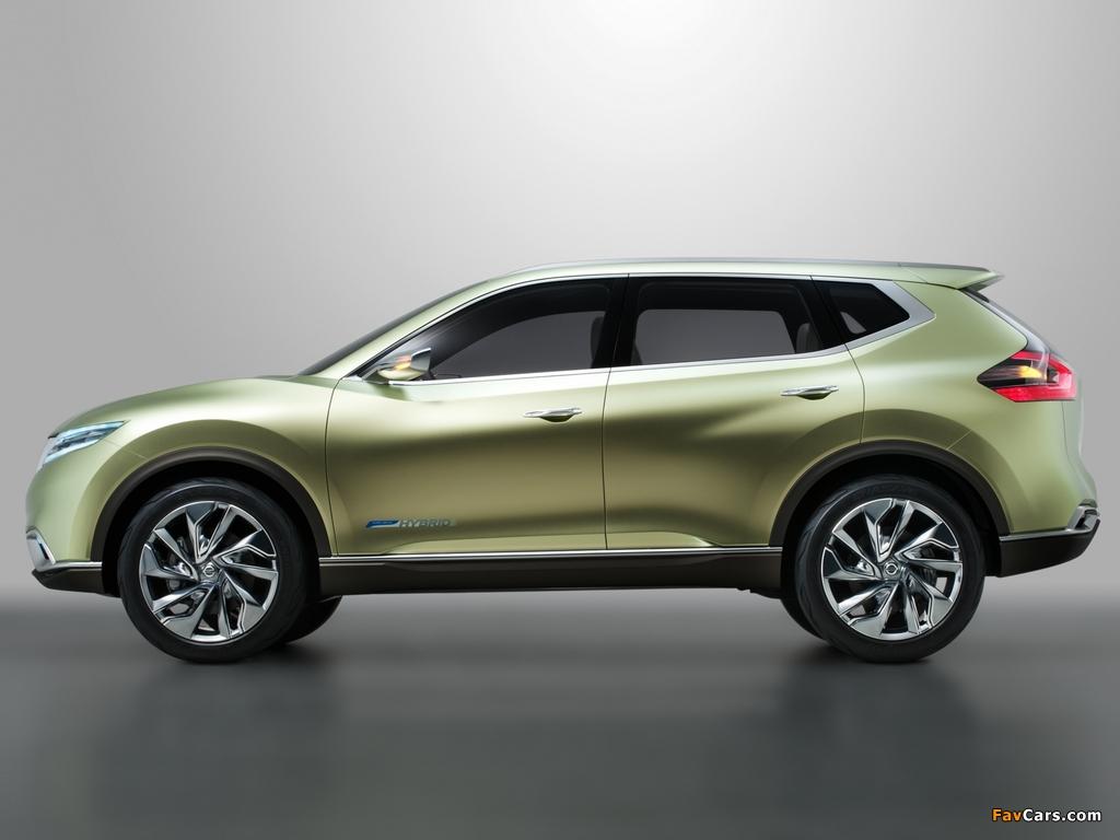 Nissan Hi-Cross Concept 2012 photos (1024 x 768)