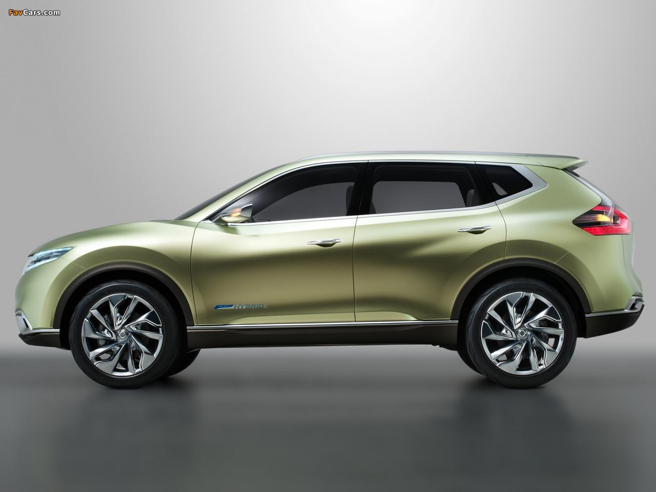 Nissan Hi-Cross Concept 2012 photos (1280 x 960)
