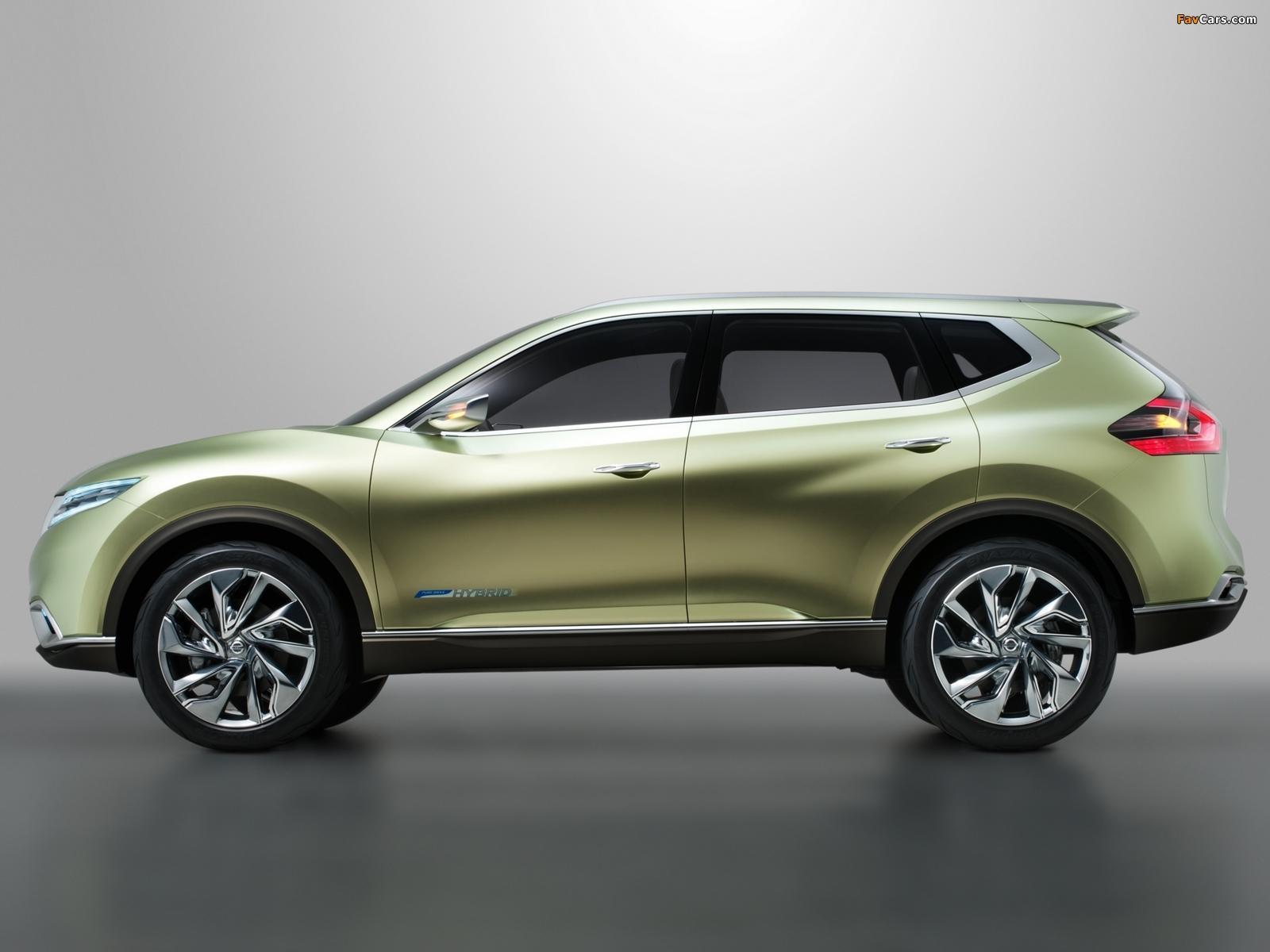 Nissan Hi-Cross Concept 2012 photos (1600 x 1200)