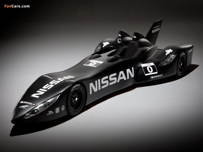 Nissan DeltaWing Experimental Race Car 2012 photos (800 x 600)