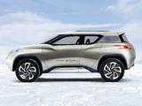 Nissan TeRRA Concept 2012 pictures