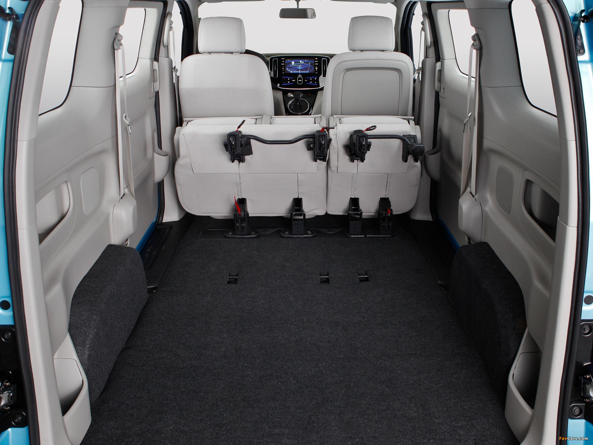 Nissan e-NV200 Concept 2012 pictures (2048 x 1536)
