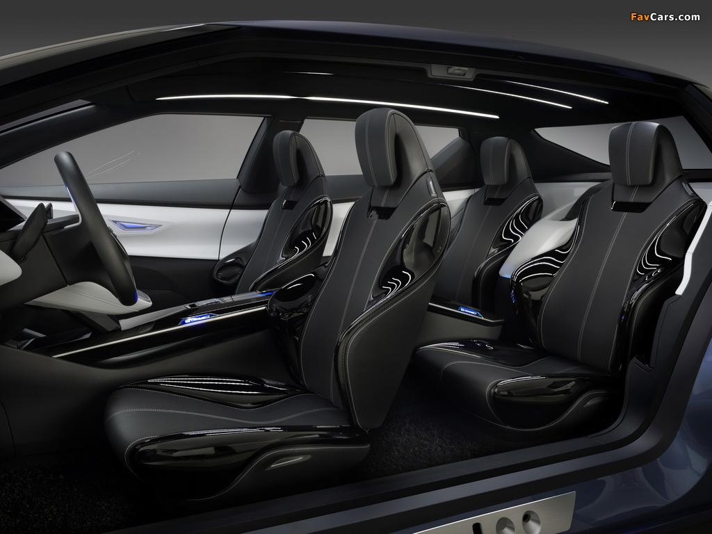 Nissan Friend-ME Concept 2013 images (1024 x 768)