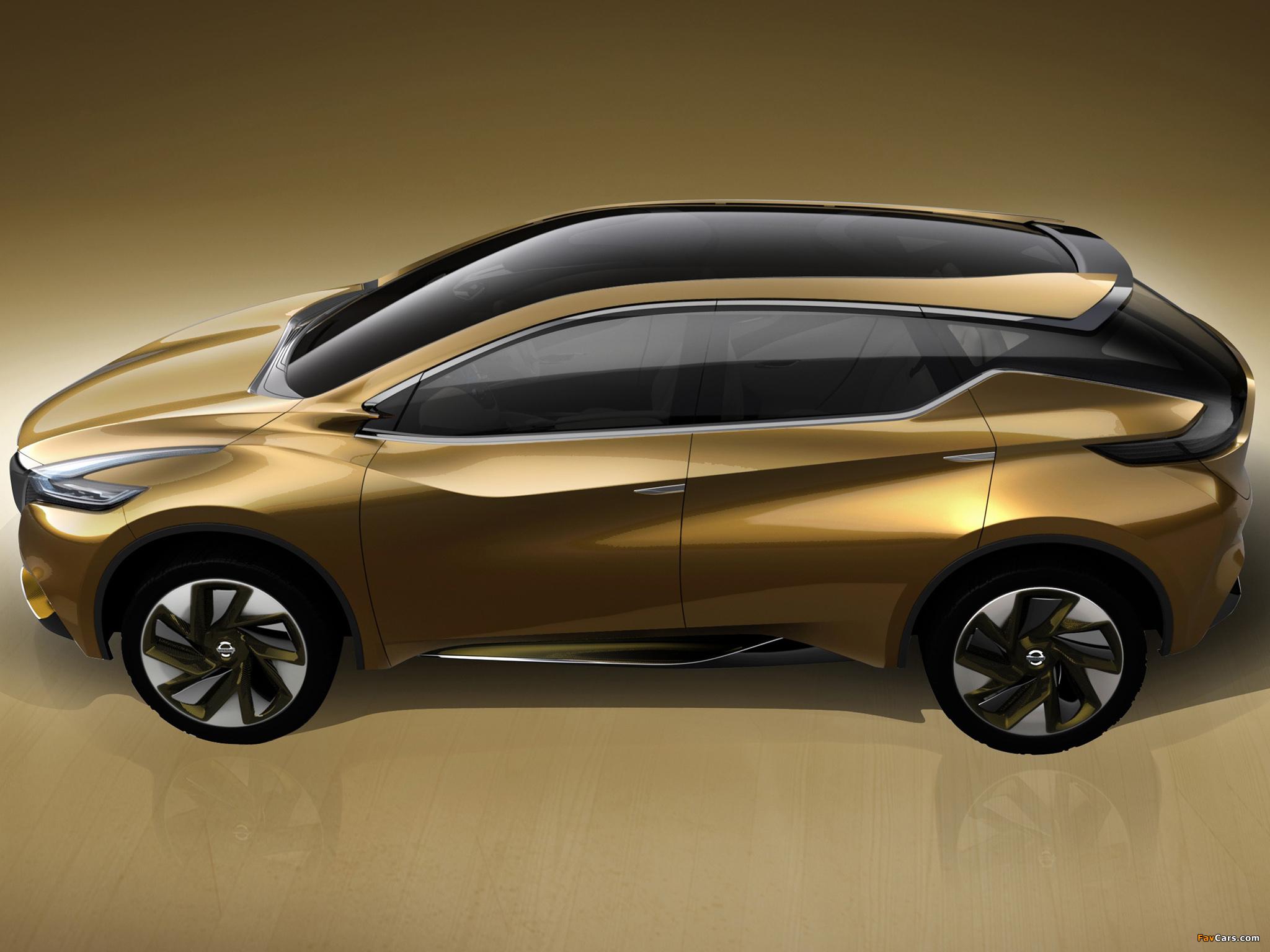Nissan Resonance Concept 2013 photos (2048 x 1536)