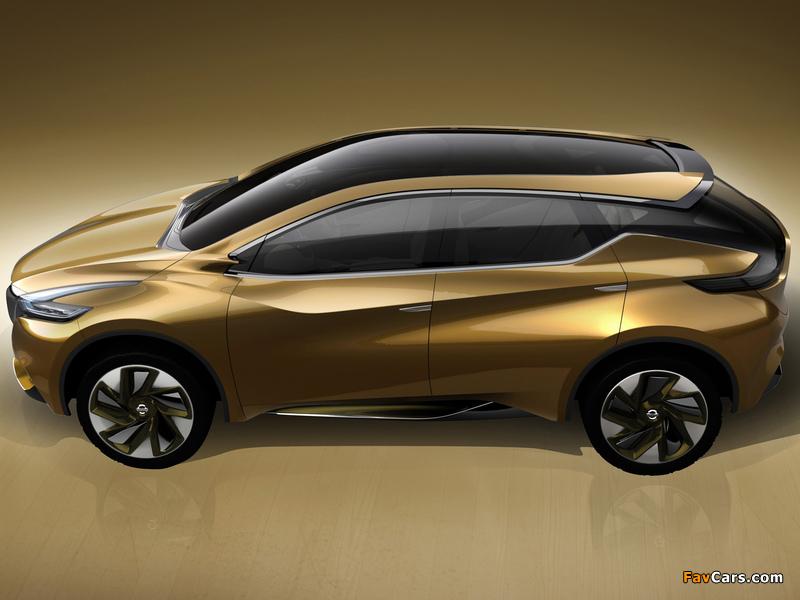 Nissan Resonance Concept 2013 photos (800 x 600)