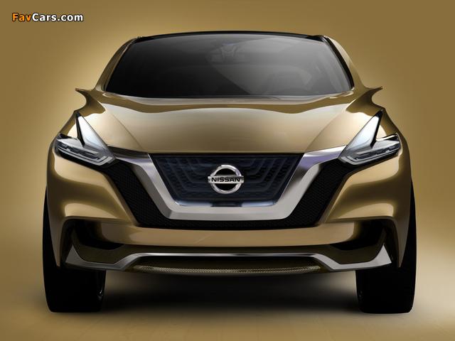 Nissan Resonance Concept 2013 pictures (640 x 480)