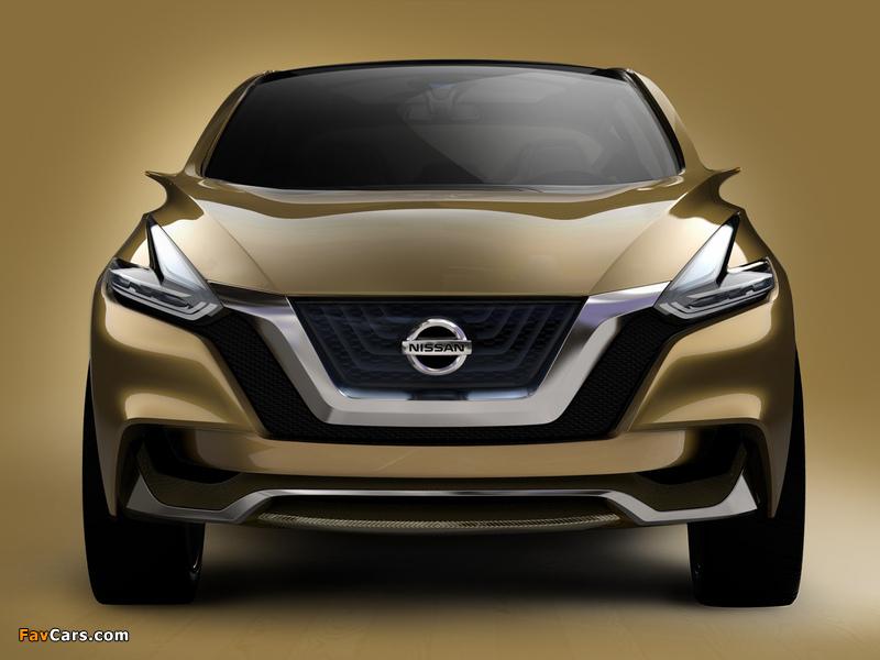 Nissan Resonance Concept 2013 pictures (800 x 600)