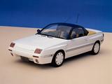 Photos of Nissan LUC-2 Concept 1985