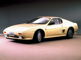 Photos of Nissan Mid4 Concept 1985
