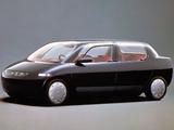 Photos of Nissan Boga Concept 1989