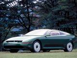 Photos of Nissan AP-X Concept 1993