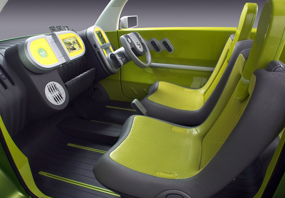 Photos Of Nissan Redigo Concept 2003