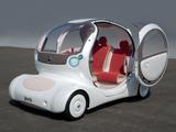 Photos of Nissan Pivo Concept 2005