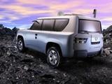 Photos of Nissan Terranaut Concept 2006