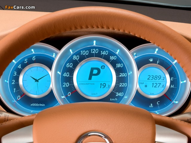 Photos of Nissan Intima Concept 2007 (640 x 480)