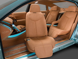 Photos of Nissan Intima Concept 2007