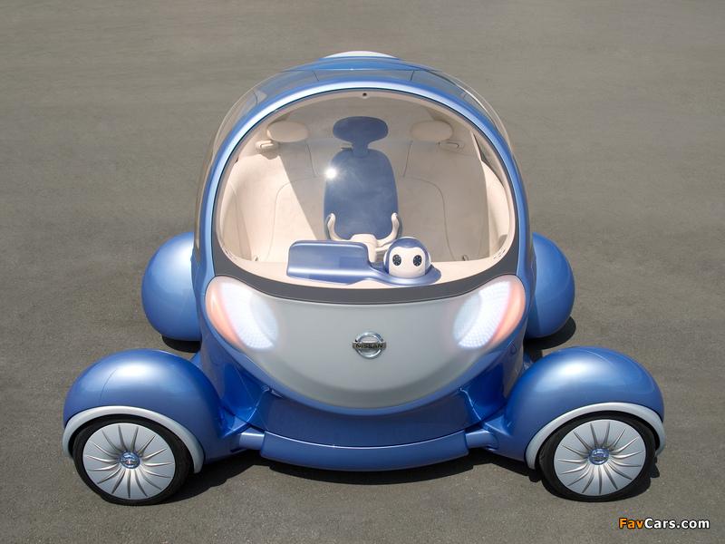 Photos of Nissan Pivo 2 Concept 2007 (800 x 600)