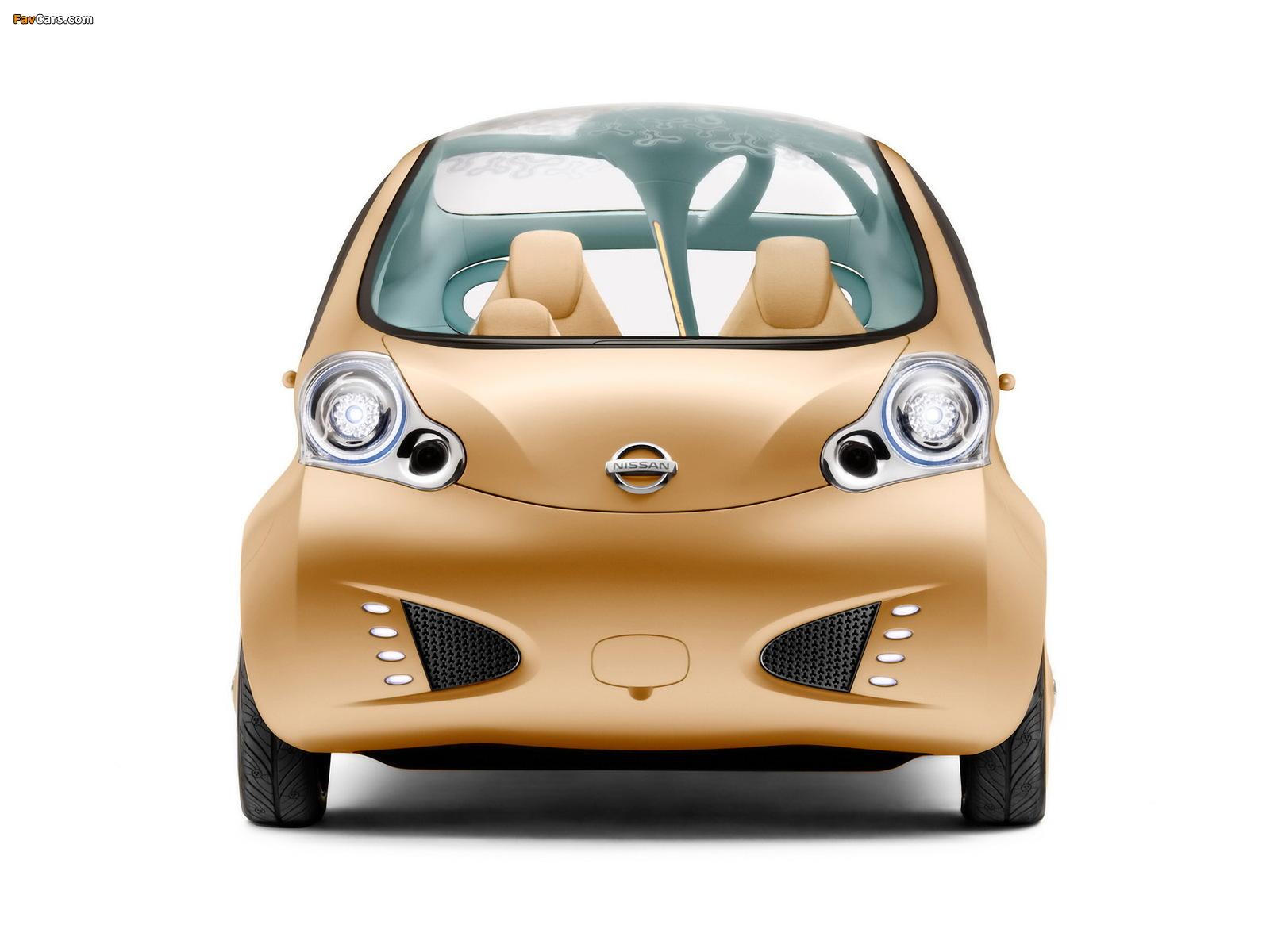 Photos of Nissan Nuvu Concept 2008 (1600 x 1200)