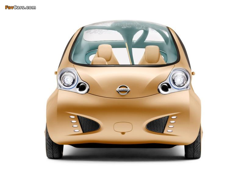 Photos of Nissan Nuvu Concept 2008 (800 x 600)