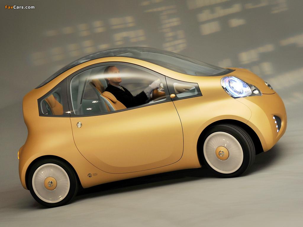 Photos of Nissan Nuvu Concept 2008 (1024 x 768)
