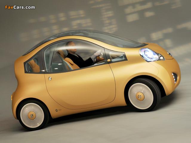 Photos of Nissan Nuvu Concept 2008 (640 x 480)