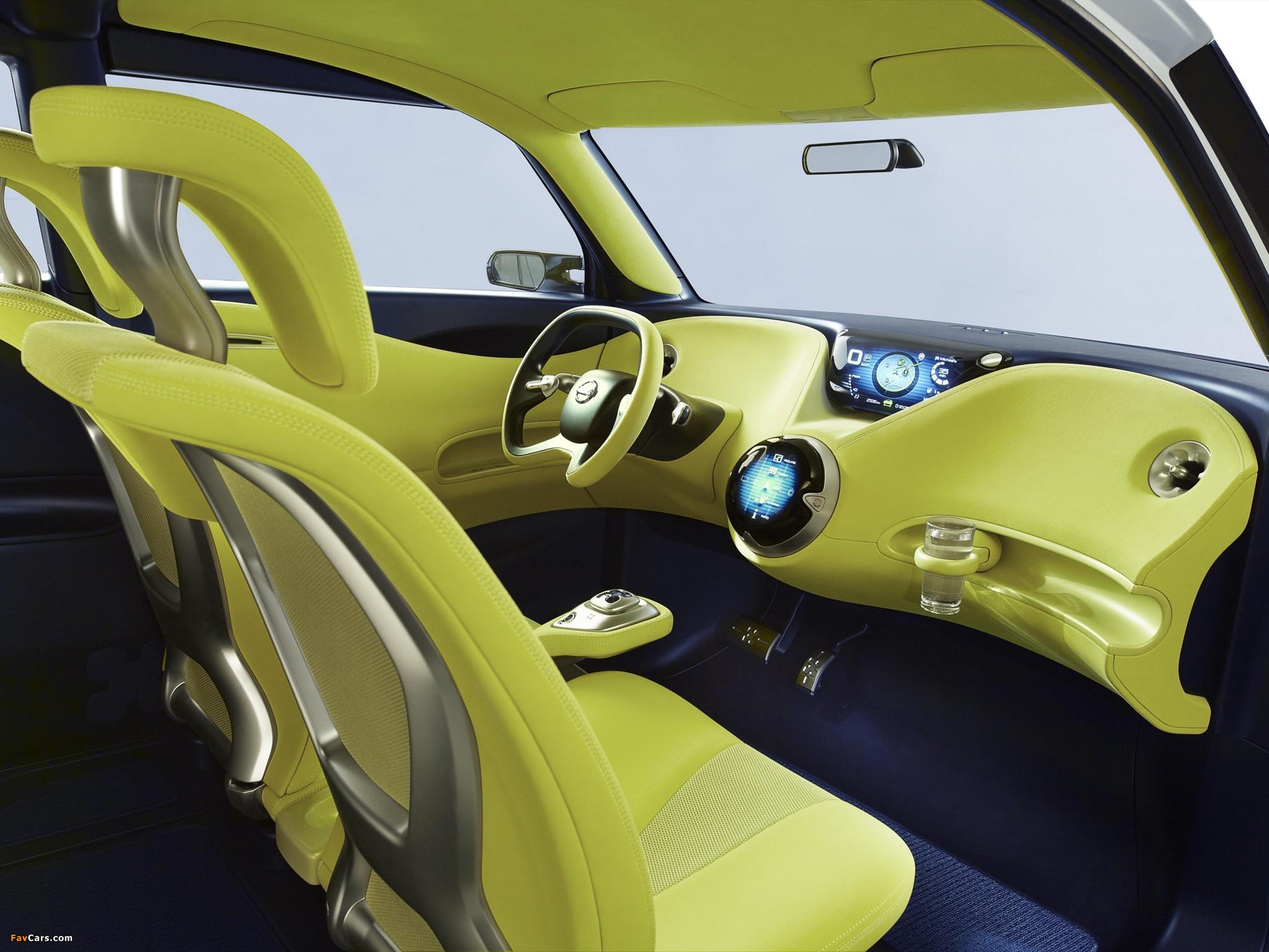 Photos of Nissan Townpod Concept 2010 (2048 x 1536)