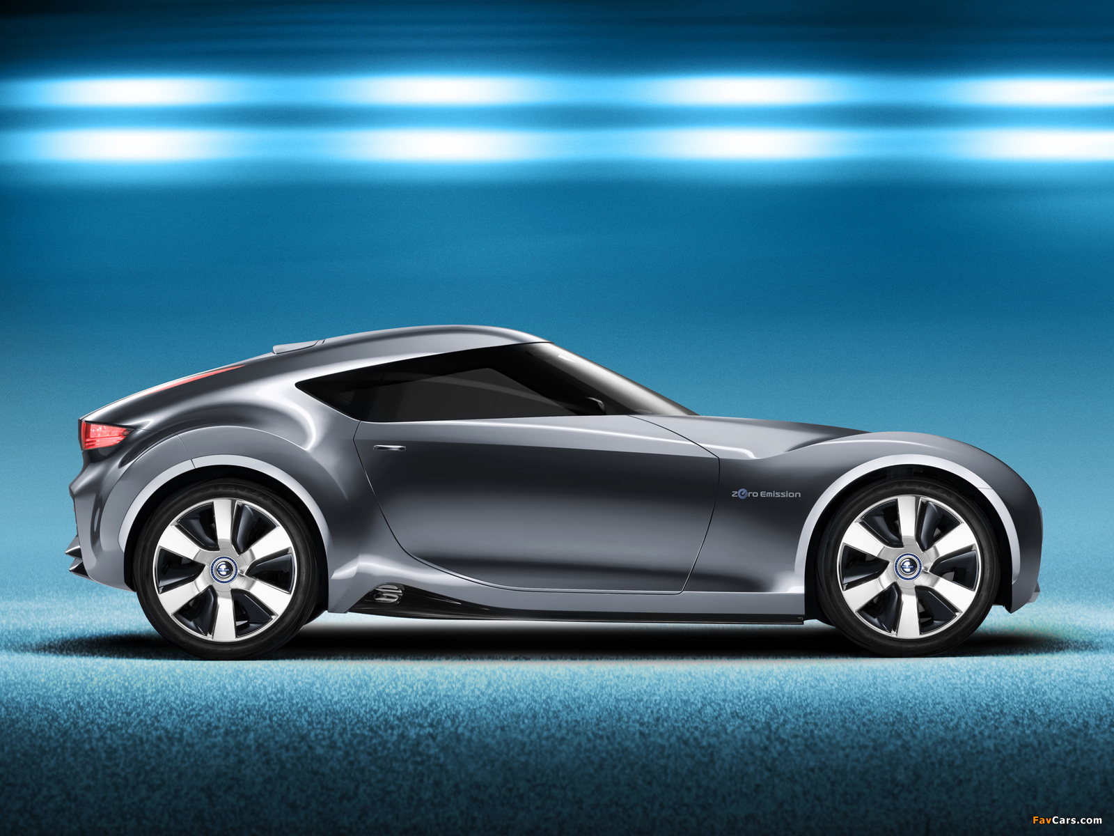 Photos of Nissan Esflow Concept 2011 (1600 x 1200)