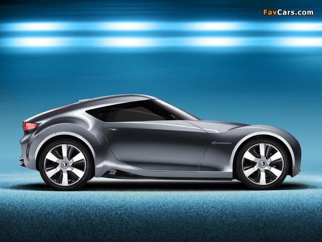 Photos of Nissan Esflow Concept 2011 (640 x 480)