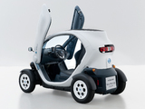 Photos of Nissan New Mobility Concept 2011