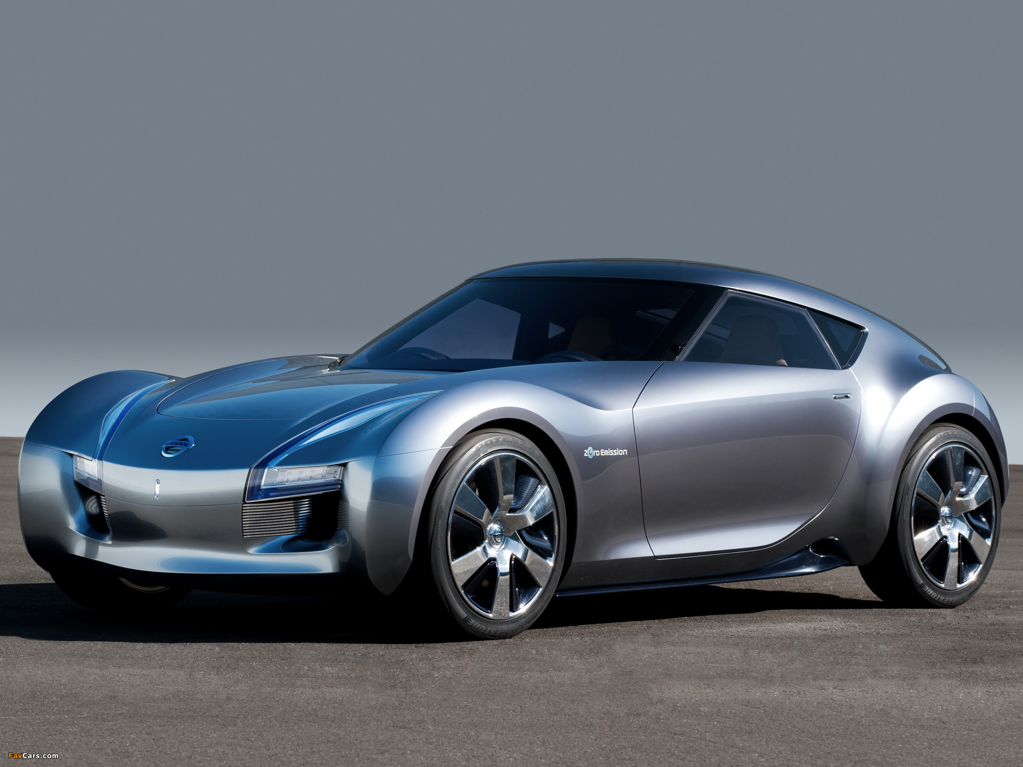 Photos of Nissan Esflow Concept 2011 (2048 x 1536)
