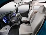 Photos of Nissan e-NV200 Concept 2012