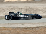 Photos of Nissan DeltaWing Experimental Race Car 2012
