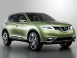 Photos of Nissan Hi-Cross Concept 2012