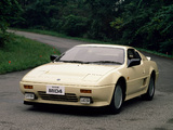 Pictures of Nissan Mid4 Concept 1985